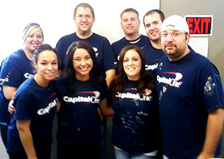 Capitol One Employees